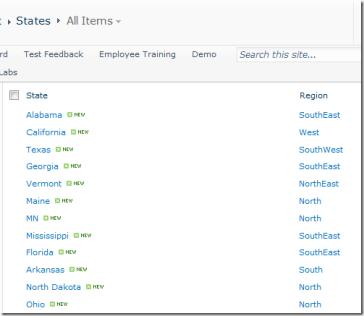 InfoPath – Query Specific SharePoint List Data | @WonderLaura