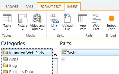Hack: Data View Web Parts in SharePoint 2013 | @WonderLaura