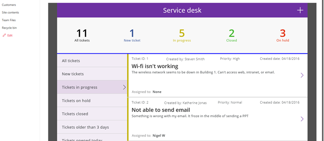 Embed PowerApps on SharePoint Modern Pages | @WonderLaura
