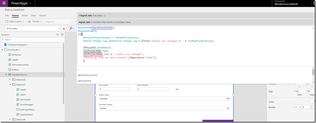 powerapps-project-form-onsuccess