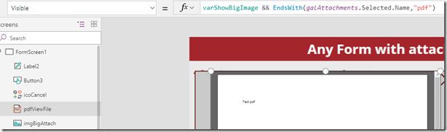 PowerApps PDF Viewer | @WonderLaura