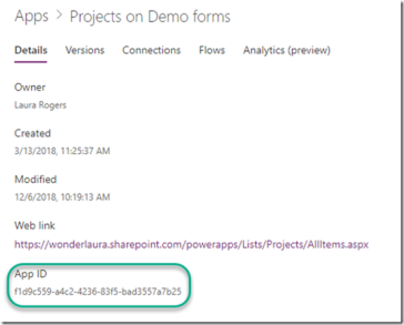 PowerApps Standalone App versus Customized List Form