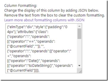 No Code Column Formatting in SharePoint – NEW   @WonderLaura