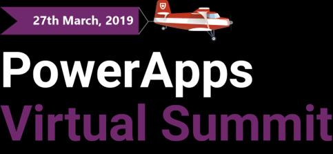 PowerApps Virtual Summit on 3/27 | @WonderLaura