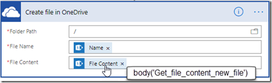 onedrive-flow-create-file