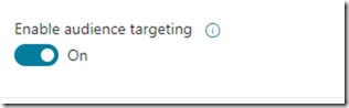 enable-audience-targeting