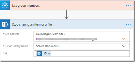 flow-sharepoint-stop-sharing-file