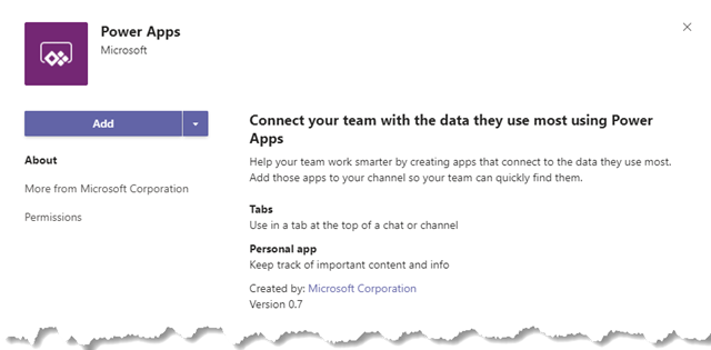 add-powerapps-to-teams