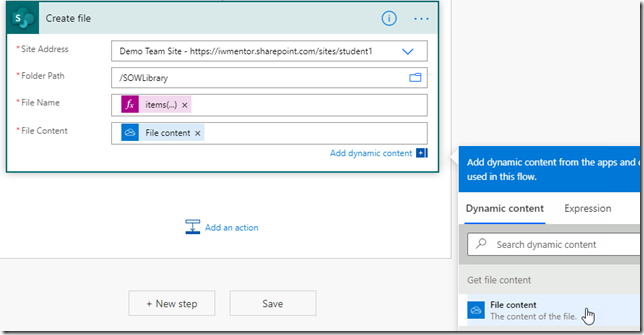 sharepoint-flow-create-file-contents