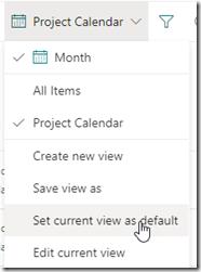 calendar-sharepoint-save-default-view