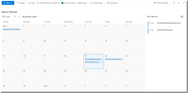 sharepoint-modern-calendar