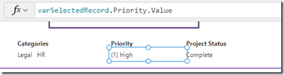 powerapps-priority-choice-field