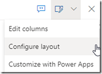 sharepoint-form-configure-layout