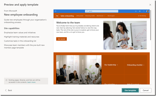 sharepoint-site-template-employee-onboarding
