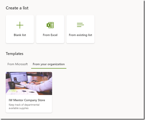 sharepoint-list-template-from-your-organization